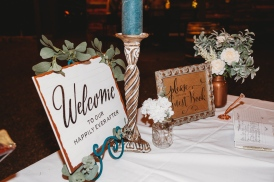 guest book table 4